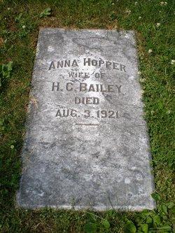 Anna <i>Hopper</i> Bailey