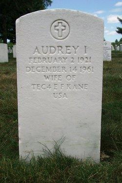 Audrey I Kane