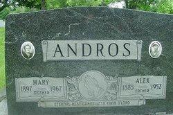 Alex A. Andros