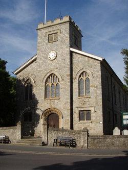 St Peters Churchyard