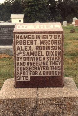 Reno Bethel Cemetery