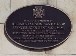 Spencer John Bent