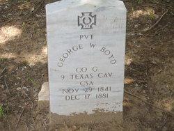 George W. Boyd