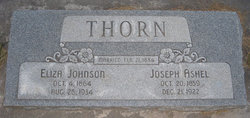 Sarah Eliza <i>Johnson</i> Thorn