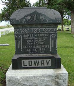 James M. Lowery