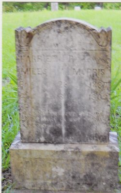 Harriet <i>Dellinger</i> Morris