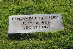 Benjamin Franklin Guthery