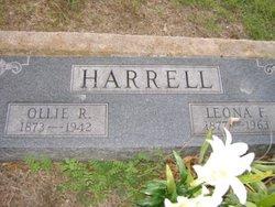 Oliver R Bud Harrell