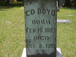 Edward Ed Boyd