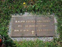PFC Ralph Floyd Arthurs