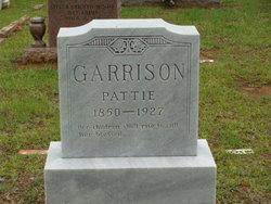 Martha M Pattie <i>Alexander</i> Garrison