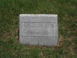 Noel J. Langston