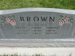 Arland N Tooley Brown