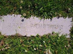 Cynthia Jane <i>Pyburn</i> Armstrong