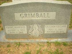 Lillian Elizabeth <i>Legare</i> Grimball