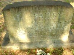 Ralph Swinton Bailey, Sr.