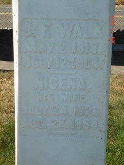 John Franklin Walk