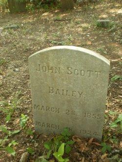 John Scott Bailey