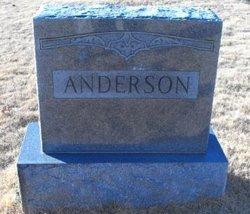 Ida Lee <i>Upshaw</i> Anderson