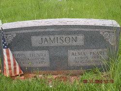 Alma Pearl Jamison