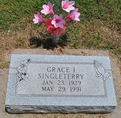 Grace I Singleterry