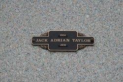 Jack Adrian Taylor