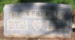 Cora A <i>Michaelson</i> Weber