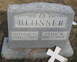 Blonda Odell <i>Wilson</i> Blosser