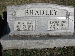 Lola Mae <i>Wilson</i> Bradley