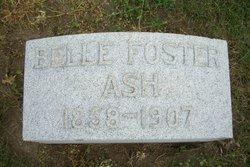 Belle <i>Foster</i> Ash