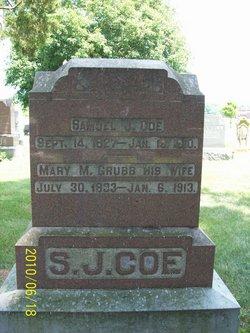 Mary Margaret <i>Grubb</i> Coe