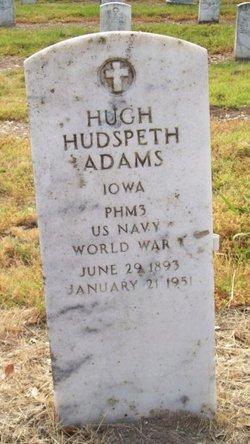 Hugh Hudspeth Adams