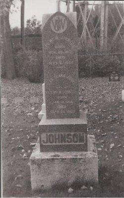 Abigail <i>Clark</i> Johnson