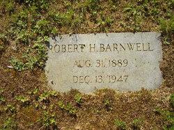 Robert Harvey Barnwell