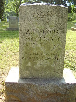 Alex Pinkney Fuqua