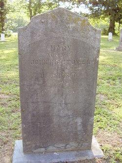 Mary <i>Jackson</i> Hightower