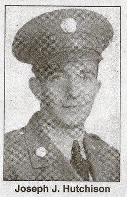 Sgt Joseph James Hutchison