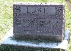 Catherine Luke