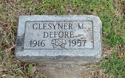 Glesyner M. <i>Bright</i> Defore