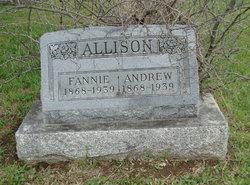 Fannie <i>Orton</i> Allison