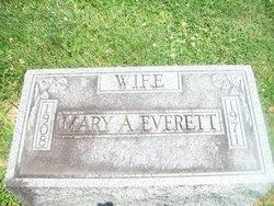 Mary <i>Glardon</i> Everett