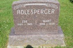 Martin Caleb Mart Adlesperger