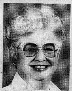 Barbara Jean <i>Boles</i> Bootes