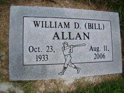 William D Bill Allan