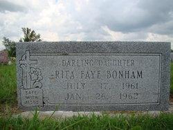 Rita Faye Bonham