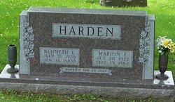 Marion Elizabeth <i>Langdon</i> Harden