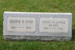 George W Hand