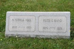 Ruth E <i>Hand</i> Abel