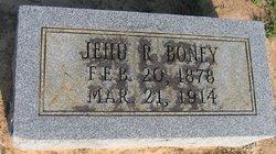 Jehu R. Boney
