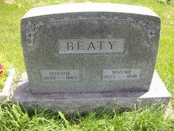 Winifred Alice Winnie <i>Gault</i> Beaty